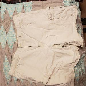 Men's cargo shorts size 40